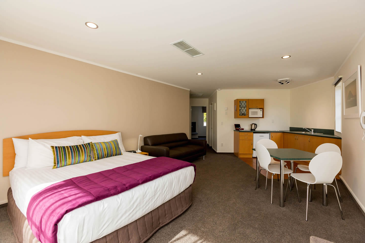 One Bedroom Unit Aspen Court Taihape