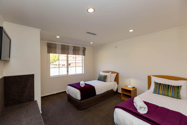 One Bedroom Unit Plum